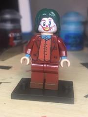 Lego Joaquin Phoenix Joker (figcustoms03) Tags: legodc legocustomminifigures legobatman legojoker legojoaquinphoenixjoker