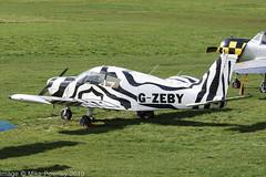 G-ZEBY - 1973 build Piper PA-28-140 Cherokee, new Barton resident (egcc) Tags: 287325240 barton cherokee cityairport egcb eibmg gbfbf gzeby lightroom manchester pa28 pa28140 phsrf piper