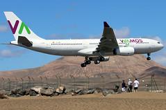 EC-MNY_01 (GH@BHD) Tags: ecmny airbus a330 a332 a330200 a330243 wamos wamosair ace gcrr arrecifeairport arrecife lanzarote aircraft aviation airliner