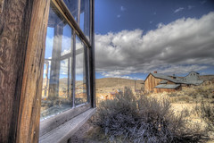 Reflections of the Past (Michael F. Nyiri) Tags: bodiestatehistoricpark bodieghosttown california northerncalifornia ghosttown architecture buildings