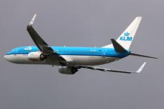 "PH-BXV | Boeing 737-8K2/W | KLM ""Roodborstje / Robin"" (cv880m) Tags: london heathrow gb uk lhr egll aviation airliner airline aircraft airplane jetliner airport phbxv boeing 737 738 737800 7378k2 klm dutch holland netherlands royaldutchairlines flyingdutchman roodborstje robin winglet"