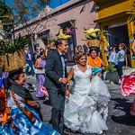 2018 - Mexico - Oaxaca - Wedding Party Parade - 1 of 3 thumbnail