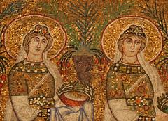Ravenna - Sant'Apollinare Nuovo 9 (antonella galardi) Tags: emilia romagna ravenna 2018 natale mosaici paleocristiano bizantino santapollinarenuovo chiesa