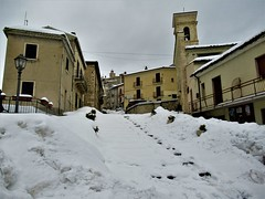 Villalago (francescovinci58) Tags: go abruzzo inverno villaggio italia natura winter view