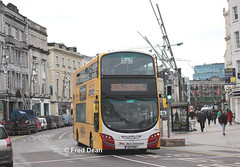 Bus Eireann VWD42 (151C7159). (Fred Dean Jnr) Tags: buseireannroute205 cork buseireann vwd42 151c7159 february2019 volvo b5tl wright wrightbus eclipse gemini3 alloverad todayfm stpatricksstreetcork