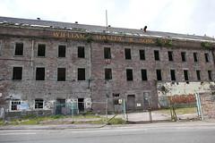 Wallace Craigie Works Dundee 2016 (6) (Royan@Flickr) Tags: 201605 wallace craigie works dundee william halley sons blackcroft landmark jute mill factory buildind demolished history 2016