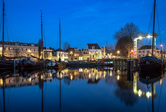 Old harbor / Gouda 2019 (zilverbat.) Tags: zilverbat holland harbor pin bluehour lenight visit tripadvisor travel longexposurenetherlands longexposurebynight longexposurewater nightshot nightphotography reflections longexposure nightlights nightimage buildings boats turfsingel boten waterschap sluis thenetherlands town timelife tourist tourism dutchholland dutch haven painting print image havengids gemeentehaven