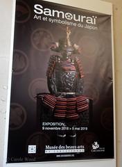 Carcassonne - Musée des Beaux-Arts (Fontaines de Rome) Tags: aude carcassonne musée beaux arts exposition samouraï art symbolisme japon japan samurai 日本 美術 侍 象徴主義