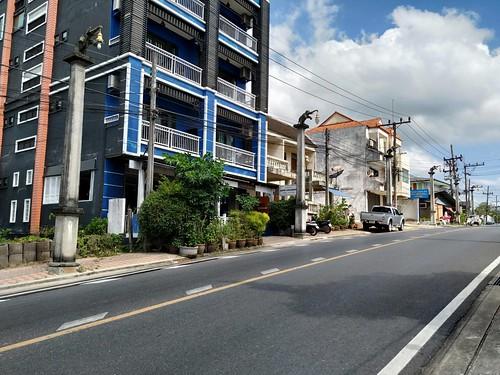 Krabitown Häuser