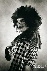 klowns (alexipkrad) Tags: wn payaso risa crazy loco kiss ass dead hatchet dark it terror payasoasesino alexipkrad