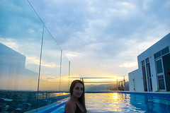 immensity (johnmoralesh) Tags: summer sky sunset sun bluesky background landscape beautiful beauty amazing 35mm clouds perspectiva perspective colombia girardot trip travel relax swimming swimmingpool