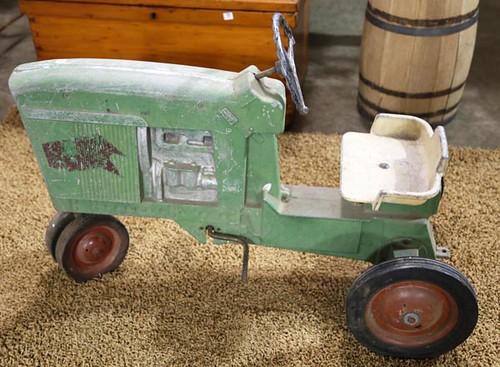 Peddal Tractor ($156.80)