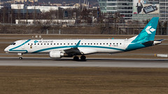 Embraer ERJ-195LR I-ADJQ Air Dolomiti (William Musculus) Tags: plane spotting airplane aviation airport muc eddm munchen munich iadjq air dolomiti embraer erj195lr erj190200 lr dla en