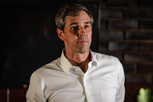 Beto O'Rourke in Cleveland by EDrost88, on Flickr