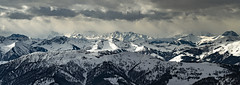 Panorama Tirol (Greg Whitton Photography) Tags: austria landscape landscapephotography mountains skiing sony thealps winter a7riii tirol panorama vlog