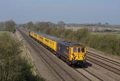 73962 30-03-19 (IanL2) Tags: gbrf class73 englishelectric leicestershire mml testtrain 73962 railways trains
