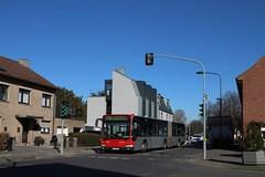 730 Düsseldorf-Stockum Freiligrathplatz | Rheinbahn AG | Mercedes-Benz O 530 G Citaro | 6867 (Fünfhundertfünf) Tags: evobus citaro citarog gelenkbus rheinbahn busfotografie busbild