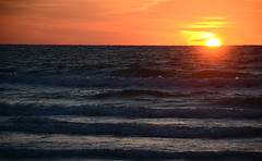 Florida_2019__8302 (newspaper_guy Mike Orazzi) Tags: pinellascounty florida gulfofmexico travel photographer photography beach sand outside outdoors nature saltwater thesea salty sea sunset waves