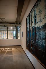 Elisa Sighicelli - Untitled (4943) Fotografia stampata su raso 220x253 cm (anto291) Tags: vetrinedilibertà lalibreriadelledonne fabbricadelvapore arte artecontemporanea art contemporaryart