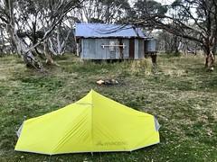 2019:100 Camping at J B Plain