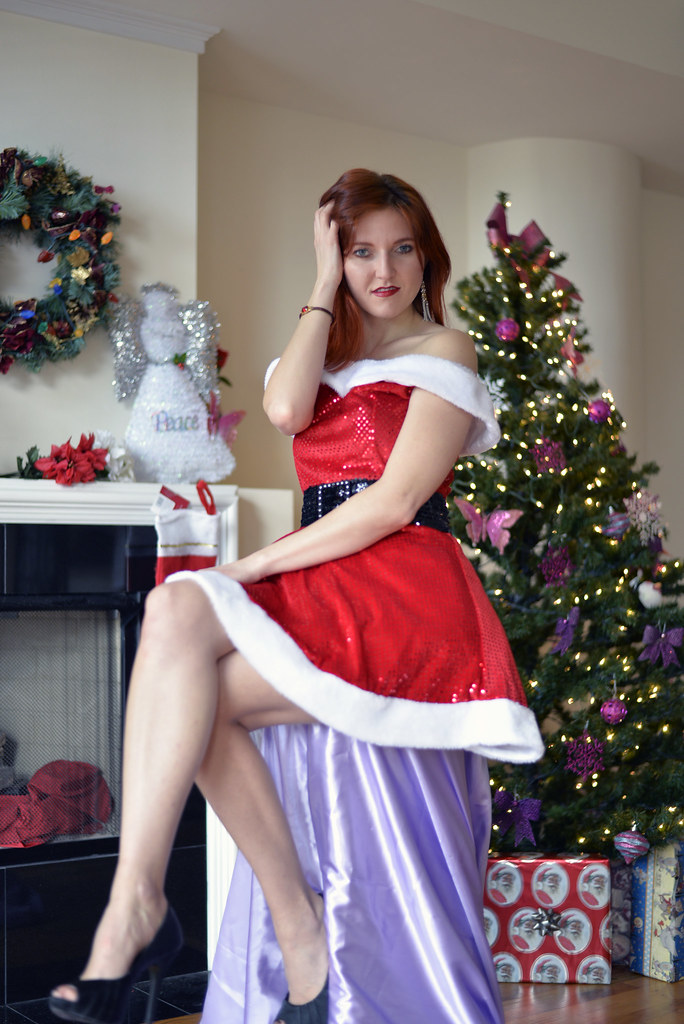 Christmas Babes.The World S Best Photos Of Babes And Christmas Flickr Hive