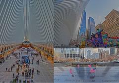 9-11 Memorial World Trade Center NYC (JKIESECKER) Tags: newyorkcity worldtradecenter citylife cityscenes cityscapes city memorial 911 september11