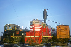 CB&Q GP7 211 (Chuck Zeiler48Q) Tags: cbq gp7 211 nw2 9245 burlington railroad eola train emd locomotive chuckzeiler chz