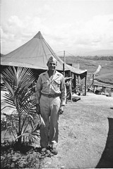 Unidentified U.S. Soldier (Knapp Family History Photos) Tags: wwii milne bay new guinea