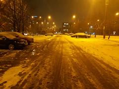 ❄❄❄ (puncte.puncte13) Tags: romania bucharest bucuresti snow night city