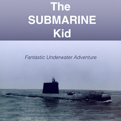 sub_0 (fillzees) Tags: sub submarine text typography words water marine ocean sea usn title eclectic blue navy naval boat