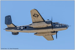 SoCal Semper Fi (rssii) Tags: aircraft vehicles airplane warbird military navy wwii worldwarii vintage flight profile bomber fhcam everett washington usa painefield paulallen 2017 summer sky