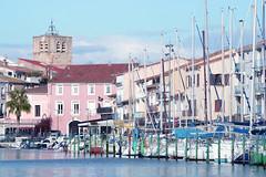 Port de Mèze (guydhotel34) Tags: port harbour eau water reflets reflects