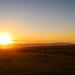 Sunset at Kukuiolono
