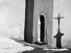 Porter sa croix (Jacques Isner) Tags: olympus em5mkii lesménuires savoie jacquesisner