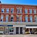 Picton Ontario - Canada - Italianate Architecture  - Cast Iron Lentils  -  1890's