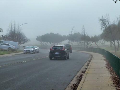 2019-01-10 - Landscape Photography, Nothing but Fog
