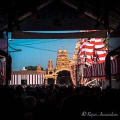Nallur Temple Festival 2018 #nallur (Rajan Arunasalam) Tags: nallur india2018