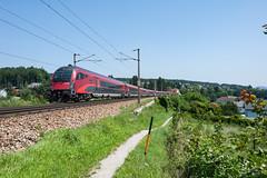 wb_120728_20 (Prefektionist) Tags: 24mmf28d austria bahn d700 eisenbahn loweraustria niederösterreich nikon oebb pressbaum rail railjet railroad railway siemens train trains westbahn öbb österreich at