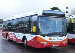 Bus Eireann SL1 (09C228). (Fred Dean Jnr) Tags: buseireann scania omnilink sl1 09c228 capwellgaragecork february2009