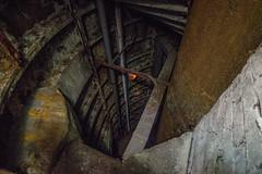 DSC_0015 (SubExploration) Tags: underground abandoned tunnels deep level shelter deeplevelshelter ww2 decay urbex
