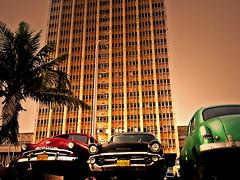 Cuba (Harry Szpilmann) Tags: classic vintage car cuba architecture lahabana streetphotography