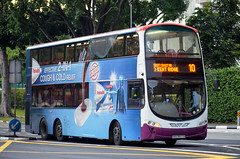 SBS Transit Volvo B9TL Wright Eclipse Gemini II (nighteye) Tags: sbstransit 新捷运 volvo b9tl wright eclipse geminiii weg2 eurov sbs3607g service10 panadol effective2in1 coughcoldrelief singapore bus
