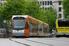 2011-05-31 Saarbrücken Tramway Nr.1006 (beranekp) Tags: germany deutschland saarbrücken tramvaj tram tramway tranvia strassenbahn šalina elektrika električka 1006