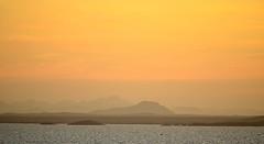 Morning Distance (pjpink) Tags: sun sunrise morning lakenasser lake desert nubia golden abusimbel egypt january 2019 winter pjpink 2catswithcameras