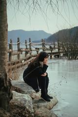Frozen Lake (raydigital7) Tags: wanderlust travel nami island korea korean japan japanese asia asian lake forest woods snow winter frozen ilobsterit explore world helios helios442 helios442m