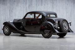 WIABug57-1659-2 (Stefan Marjoram) Tags: 1935 bugatti black car luxury sportscar type57 ventoux williamianson