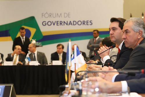 Fórum de Governadores - Brasília