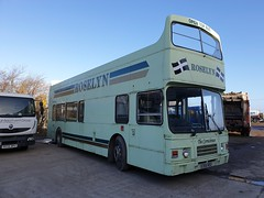 E306 MSG (markkirk85) Tags: leyland olympian alexander rh ex roselyn new lothian 41988 306 bus buses e306 msg e306msg
