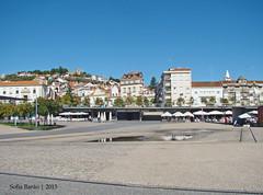 Praça do Município em Castelo Branco 02 (Sofia Barão) Tags: portugal beira baixa castelo branco