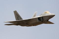 F-22A (joolsgriff) Tags: lockheedmartin f22 raptor 054090 05090 90thfs usaf 2019 australianinternationalairshow avalon